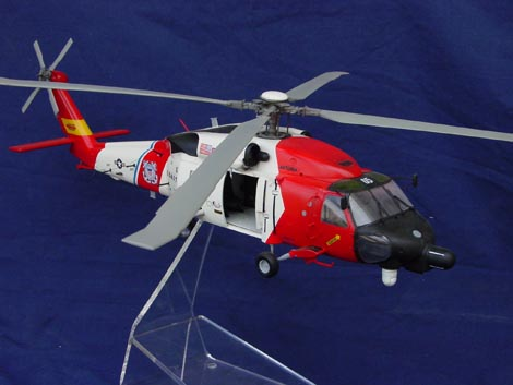 US Coast Guard HH-60J JAYHAWK