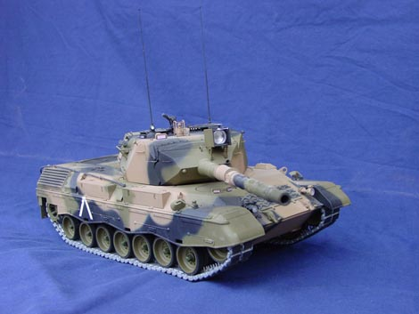LEOPARD 1 AS1 MBT