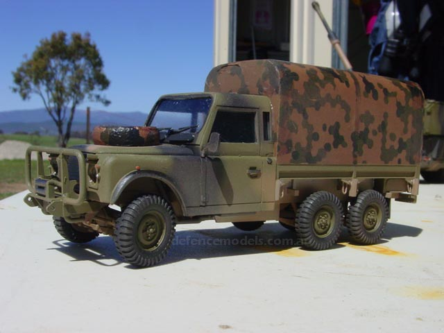Robco Land Rovers 4x4 And 6x6